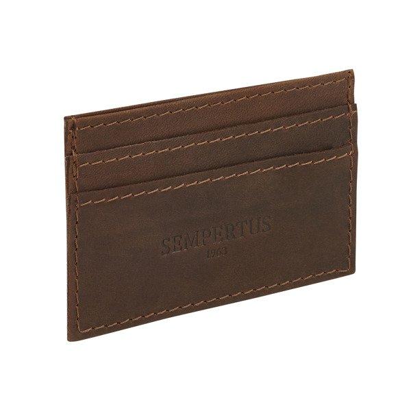 0222554185957 Skórzany cienki portfel męski