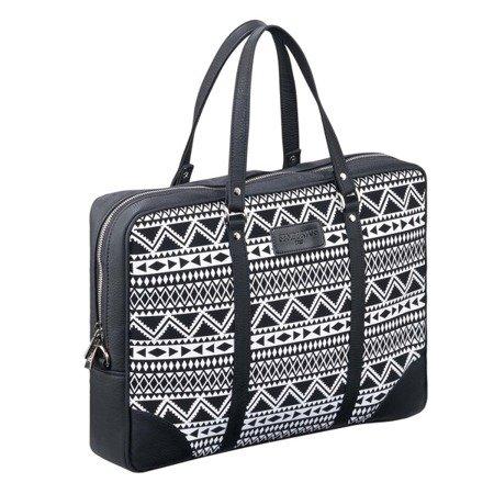 Damska torba biznesowa na laptopa i dokumenty